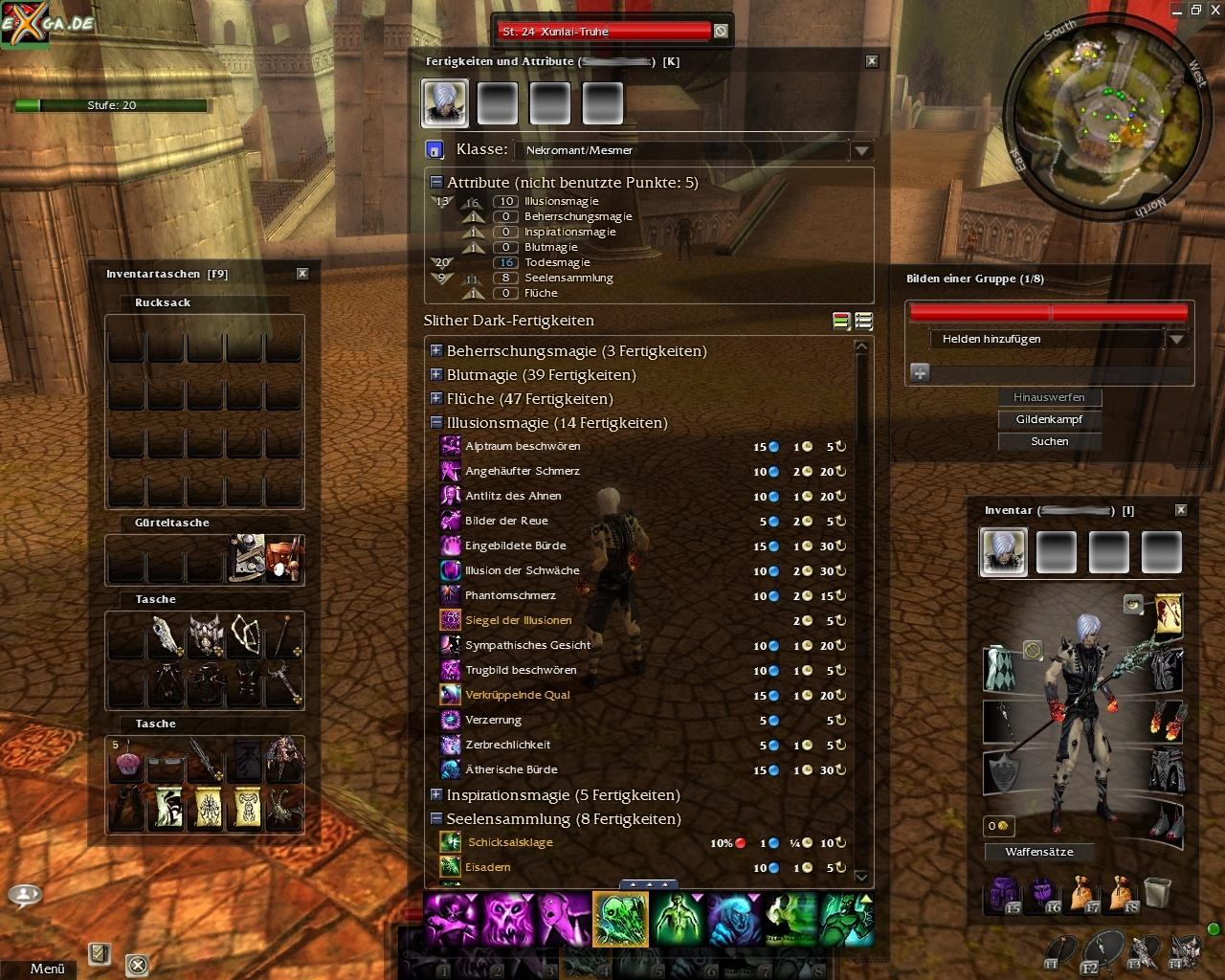 Guild wars 2 nude texmod nude video