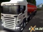 Euro Truck Simulator - Nahaufname1