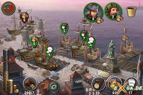 Anno: Harbor - resources