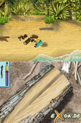 The Sims 2: Castaway - sims2gestrandetds4