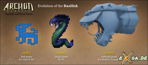 Archon: Classic - Basilisk Evolution