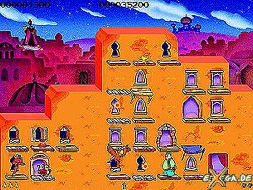 Aladdin - Nasira`s Rache - justusmatrix