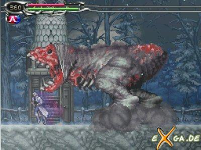 Castlevania: Dawn of Sorrow - justusmatrix