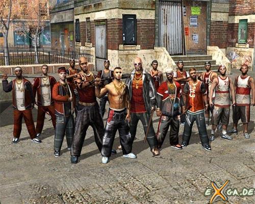 Crime Life: Gang Wars - justusmatrix