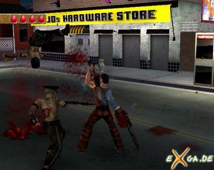 Evil Dead: A Fistful of Boomstick - justusmatrix