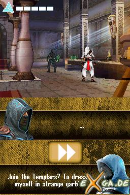 Assassin's Creed: Altaïr's Chronicles - ACDS_15