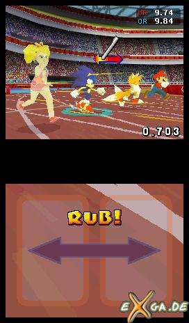 Mario & Sonic bei den Olympischen Spielen - 2