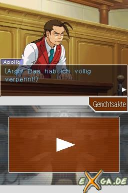 Ace Attorney: Apollo Justice - 4