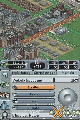 City Life DS - CityLifeDS_Traffic2