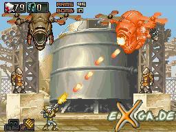 Commando: Steel Disaster - Screenshot_3