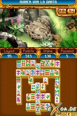 Mahjongg: Ancient Mayas - 4