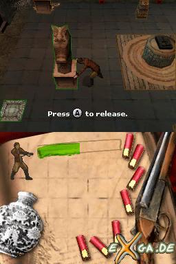 Die Mumie: Das Grabmal des Drachenkaisers - NintendoDS_1