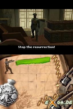 Die Mumie: Das Grabmal des Drachenkaisers - NintendoDS_7