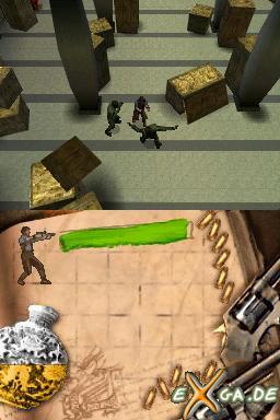 Die Mumie: Das Grabmal des Drachenkaisers - NintendoDS_8