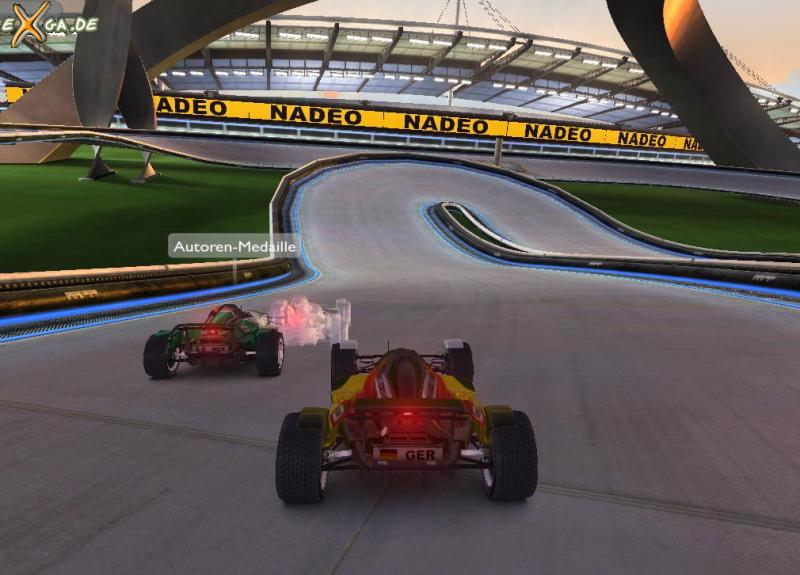 Trackmania Nations Forever - trackmania5