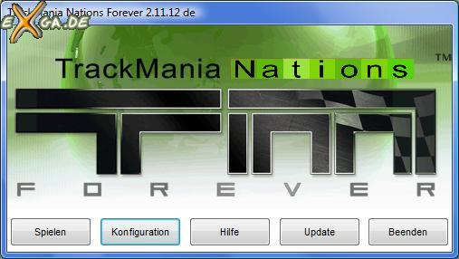 Trackmania Nations Forever - TMBild1