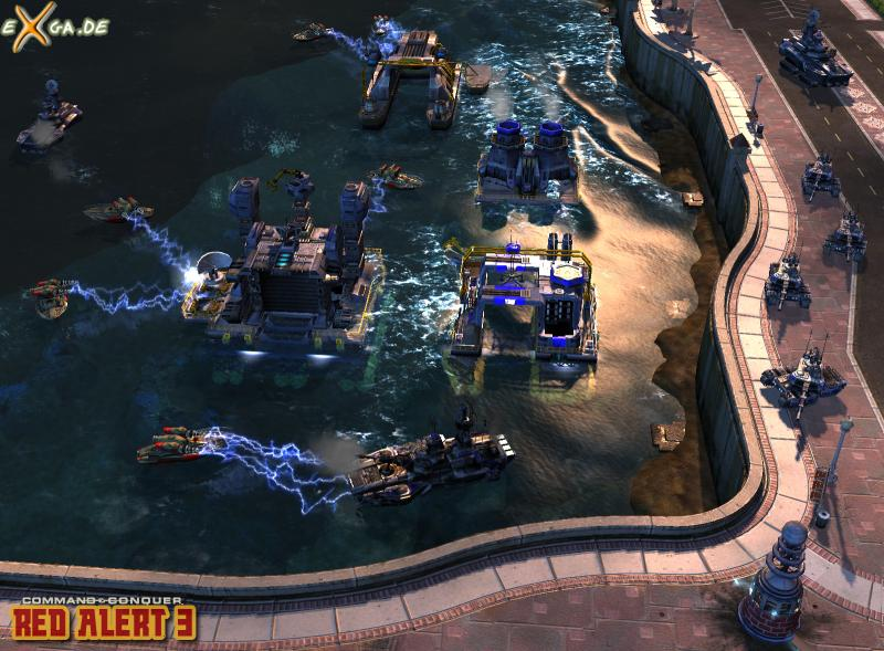 Command & Conquer: Red Alert 3 - Nannounce1WM