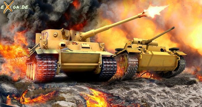 Panzerkrieg: Burning Horizon 2 - Panzerkrieg 2