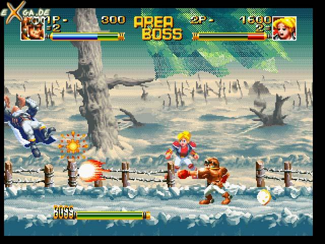 SNK Arcade-Classics Vol.1 - snk_Screenshot_02