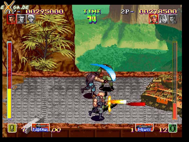 SNK Arcade-Classics Vol.1 - snk_Screenshot_03