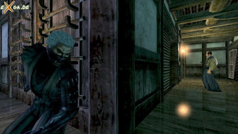 Tenchu: Shadow Assassins - screen_2