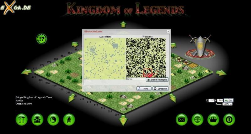 Kingdom of Legends - Uebersichtskarte-gro