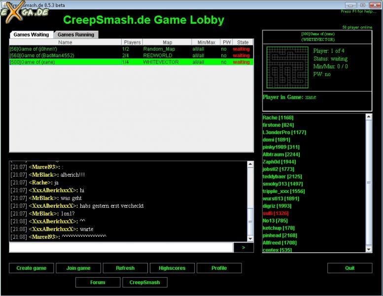 Creep Smash - screenshot_lobby053