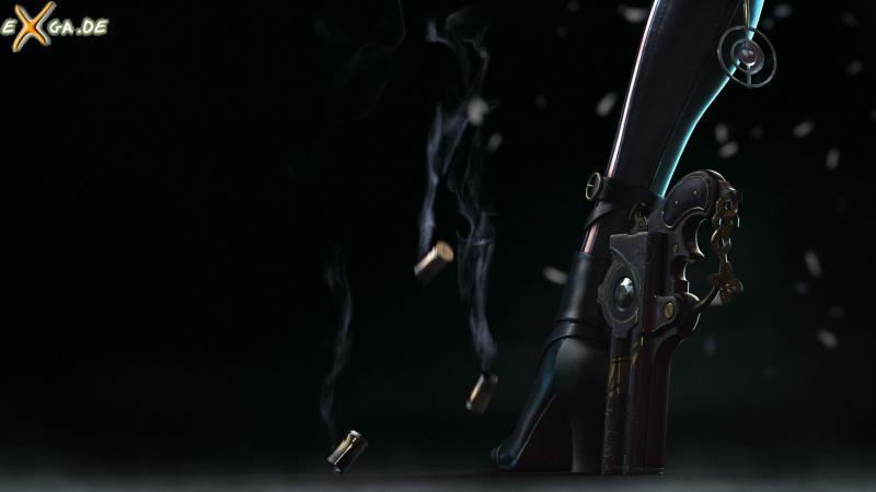 Bayonetta - Bayonetta PS3 5