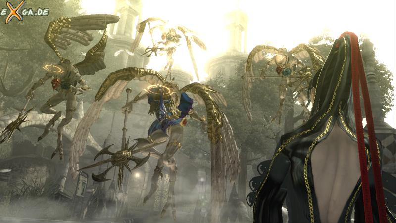 Bayonetta - Bayonetta PS3 6