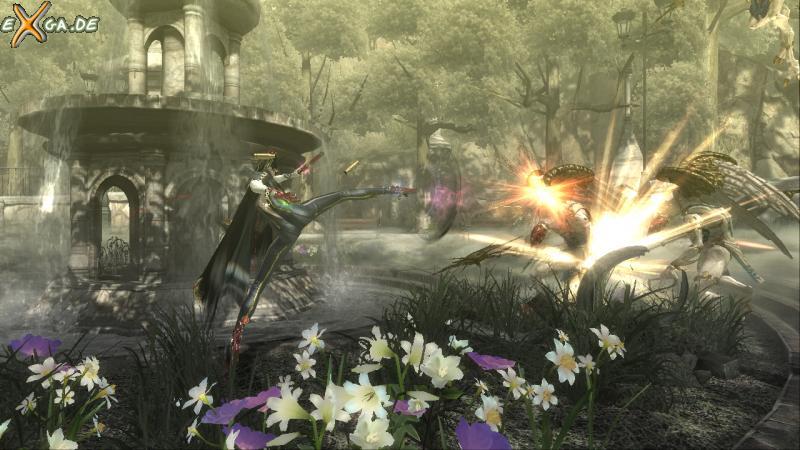 Bayonetta - Bayonetta PS3 8