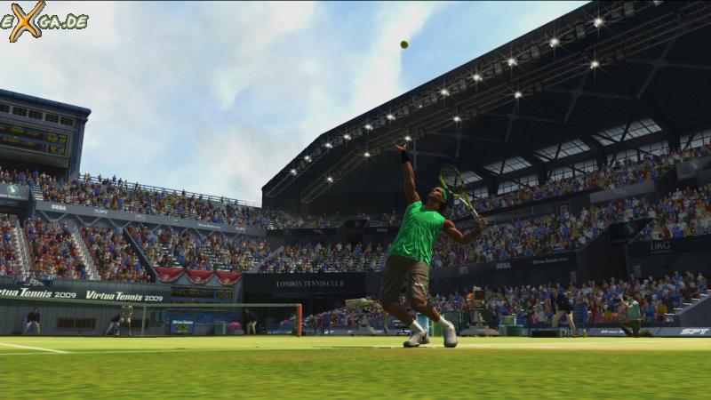 Virtua Tennis 2009 - Virtual Tennis 2009 PC 4
