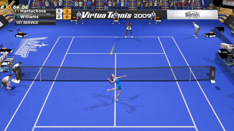 Virtua Tennis 2009 - Virtual Tennis 2009 PC 6