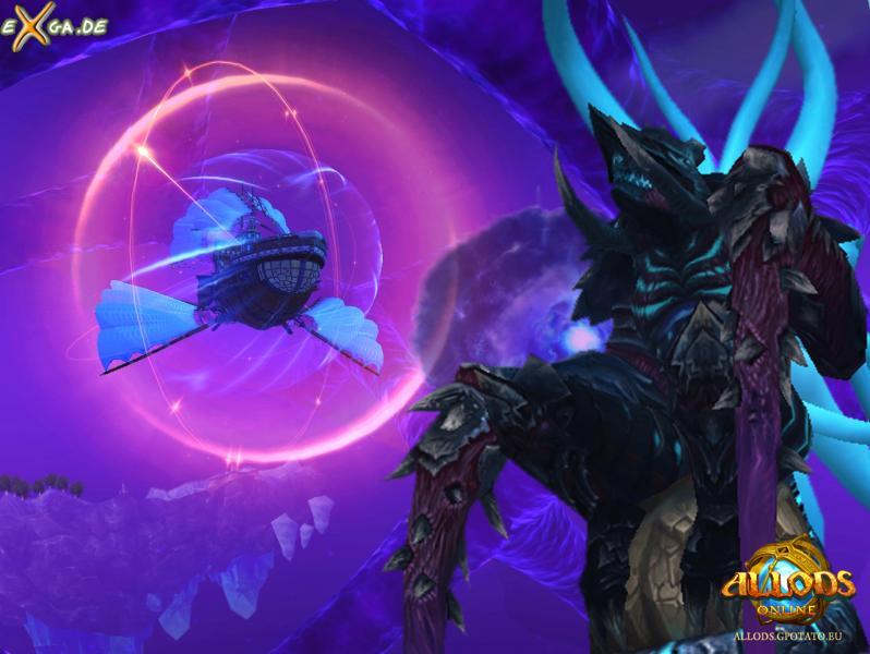 Allods Online - Astral Demon