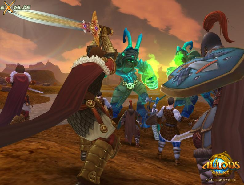 Allods Online -  Invasion