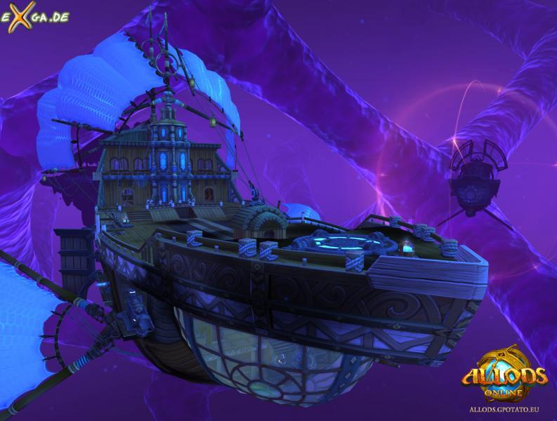 Allods Online - League Astral Ship
