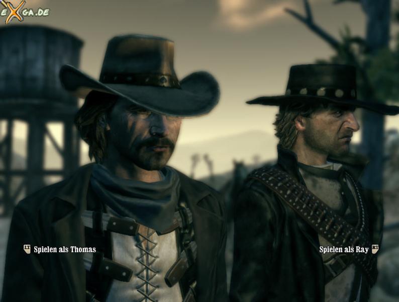 Call of Juarez: Bound in Blood - Z-jua1