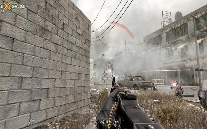 Call of Duty 4: Modern Warfare - shot0001