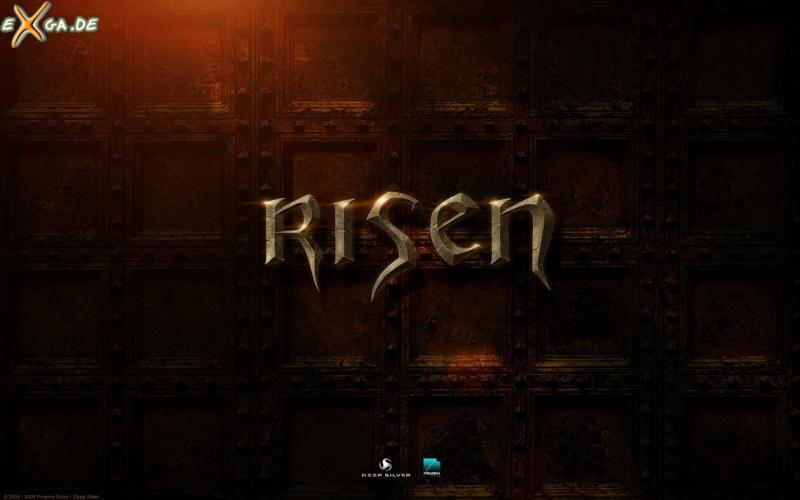 Risen - risen