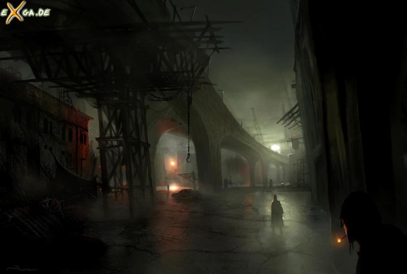The Secret World - Artwork Bridge