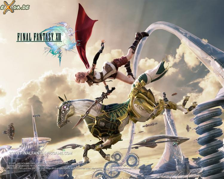 Final Fantasy XIII - FF13