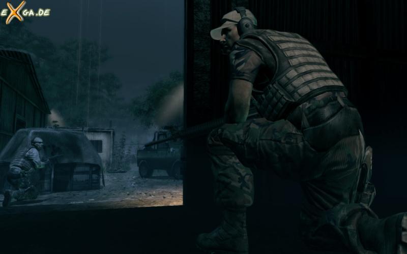 Sniper: Ghost Warrior - dodge
