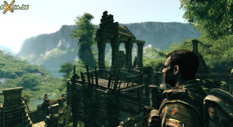 Sniper: Ghost Warrior - epic view