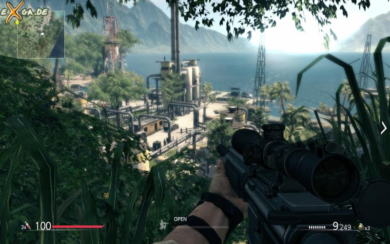 Sniper: Ghost Warrior - good position