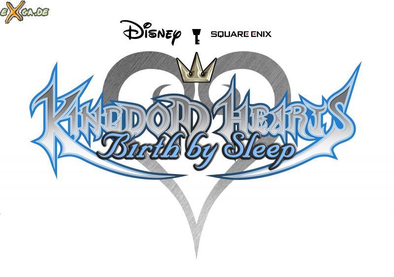 Kingdom Hearts: Birth By Sleep - khbbs logo