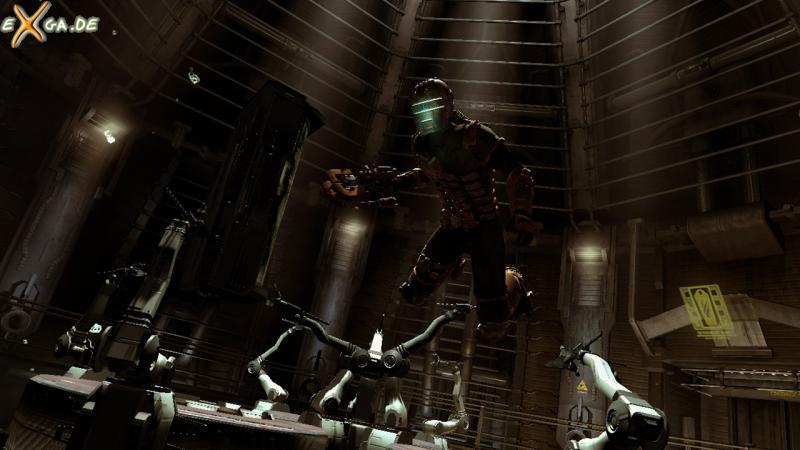 Dead Space 2 - DS2 E3 Dark