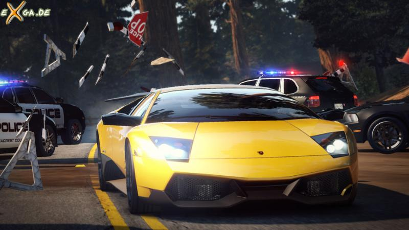 Need for Speed: Hot Pursuit - lambo