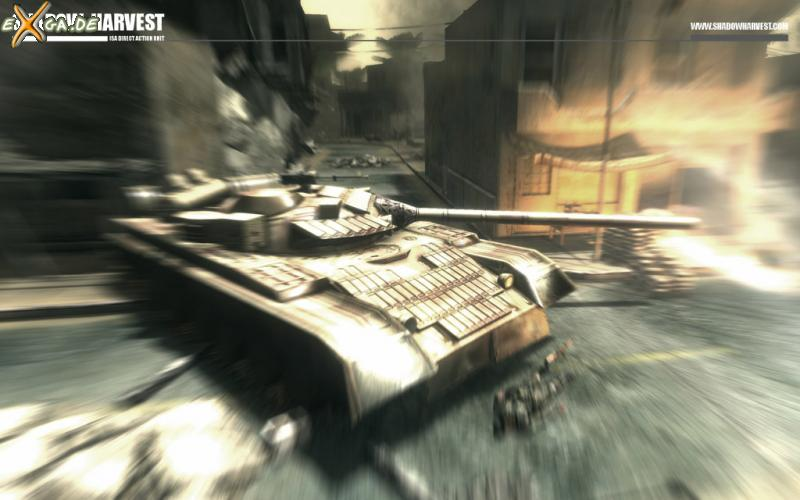 Shadow Harvest - tank