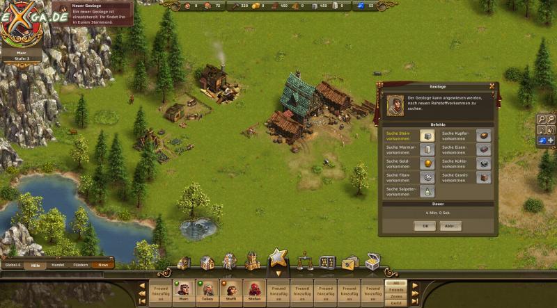 The Settlers Online - Geologe