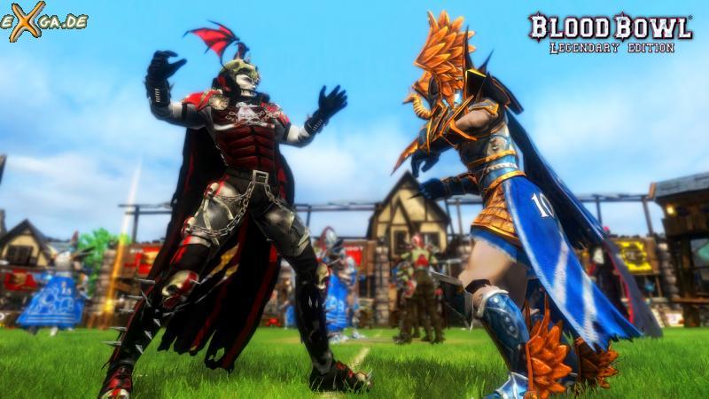Blood Bowl: Legendary Edition - BBLE Vampire Fight