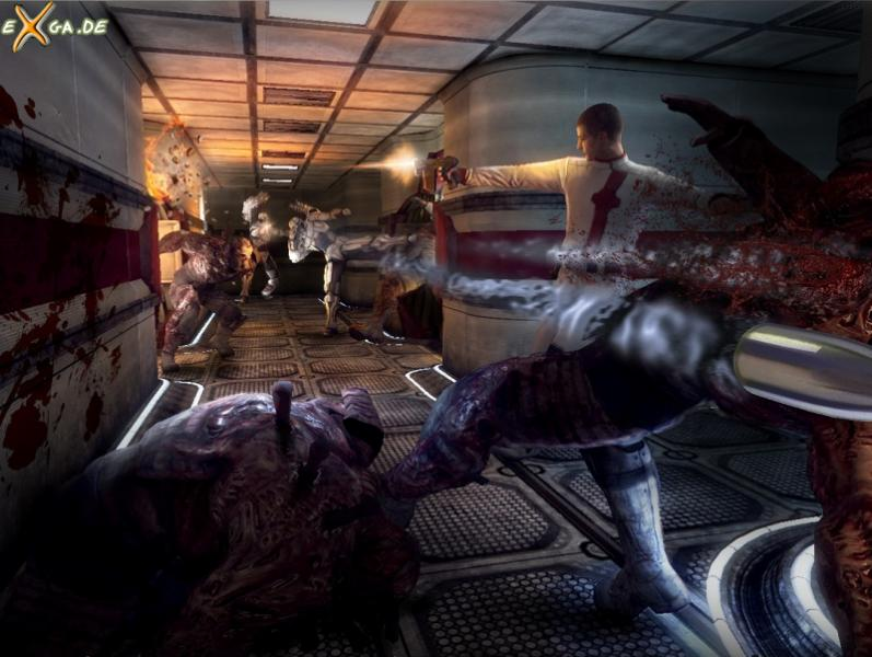 Afterfall: Insanity - bullettime